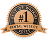 #1 Rental Website for Waikiki 2013