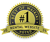 #1 Rental Website for Waikiki 2015