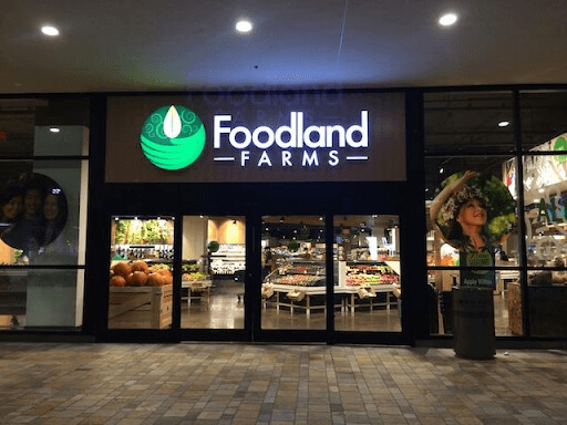 Foodland Farms Ala Moana