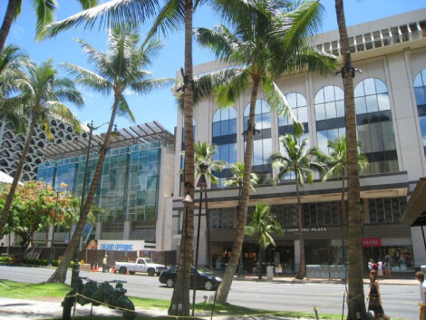 Waikiki Shopping Plaza
