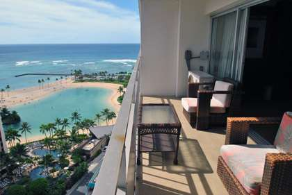 Great Lanai Ocean Views