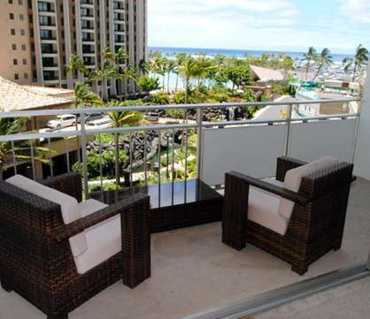 Relax & Enjoy Lanai Views