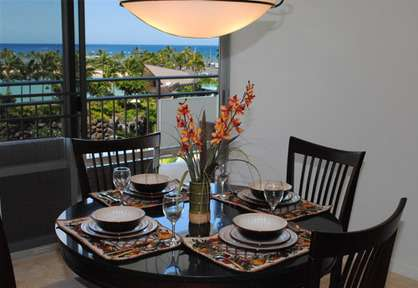 Dining with Beautiful Ocean Views