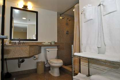 Full Granite Bathroom
