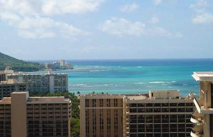 Views to Diamond Head