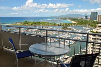 Incredible Lanai Views!