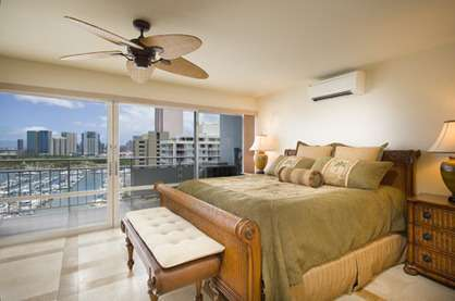 Beautiful Master Bedroom - Sunset Views