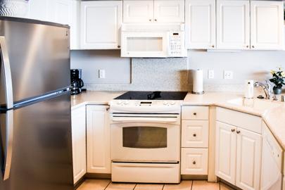 Large Open Kitchen with Dishwasher