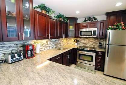 Brand New Upscale Kitchen.