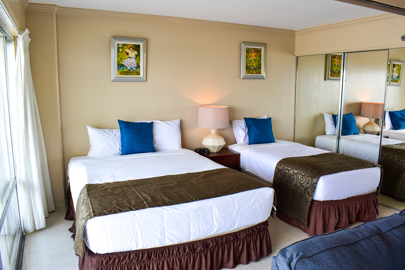 Queen Bed - Twin Bed