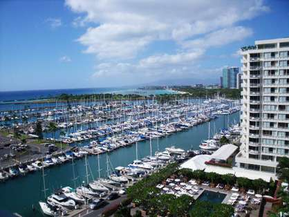 Beautiful Ocean Sunset Marina Views