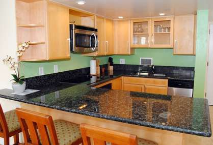 Modern Granite Kitchen
