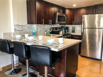 Spacious Kitchen, Fully Equipped