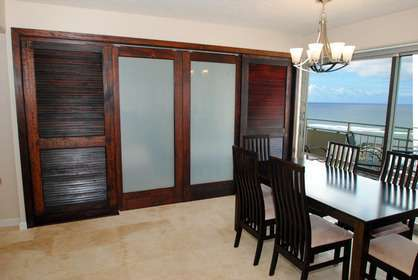 Dining & Guest Bedroom Doors