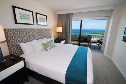 Second Bedroom with Ocean Views!
