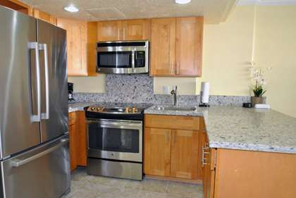 Granite Counter Kitchen
