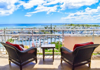 Awesome Lanai Views!