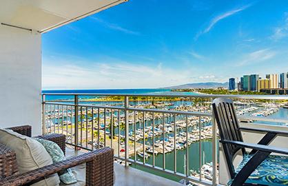 Priceless Ocean, Harbor View