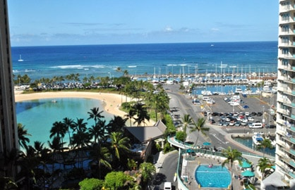 Great Lanai Views!