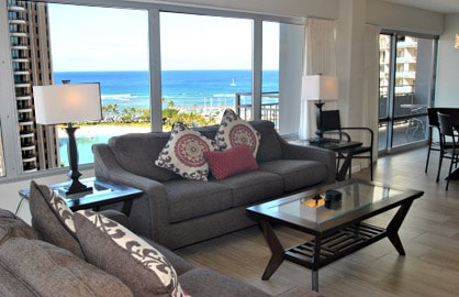 Living Room Ocean Views!