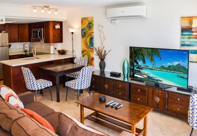 Spacious, Comfy Living Room Feels Like Home