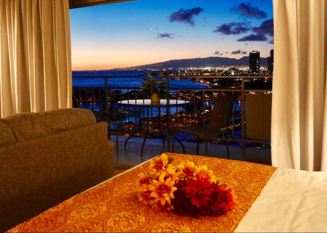 Best Romantic Ocean Views from Bed