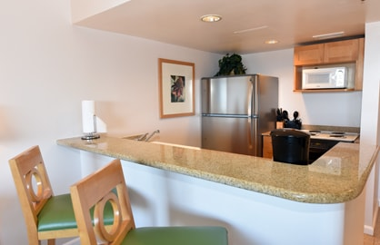 Breakfast Bar / Kitchen