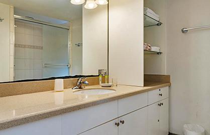 Enlarged Modern Bathroom