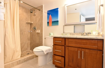 Modern Guest Bathroom