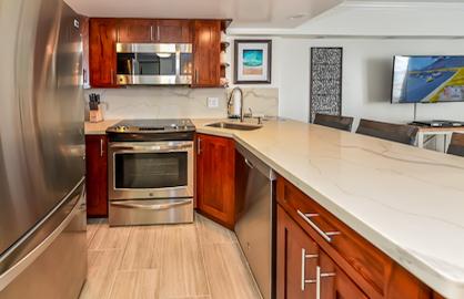 New Modern Kitchen w/Dishwasher
