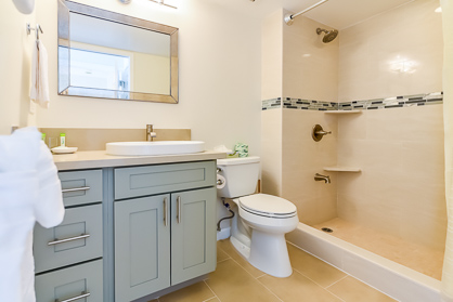 Beautiful Remodeled Master Bathroom
