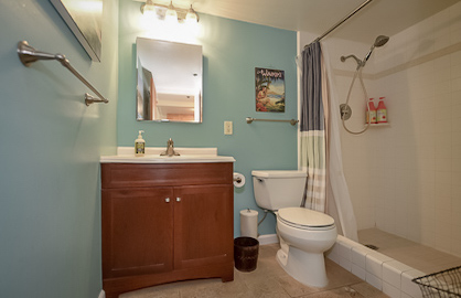 Ocean Theme Bathroom