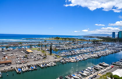 Great Ocean Marina Views