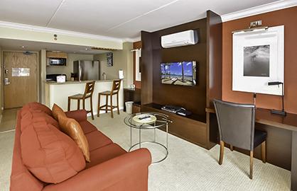 Split AC - Flat Screen TV - Sofa Bed