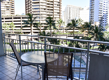 Exciting Waikiki City Views