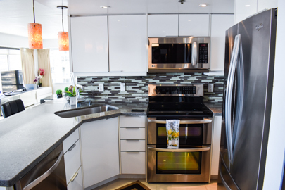 Fully equipped, Modern Appliances