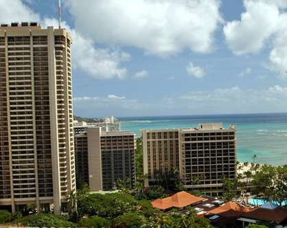 Waikiki Ocean Resort Views