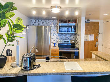 Fully Equipped Kitchen, All The Comforts Of Home!